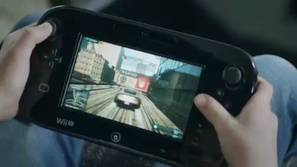 Le Gamepad en action de Need For Speed : Most Wanted