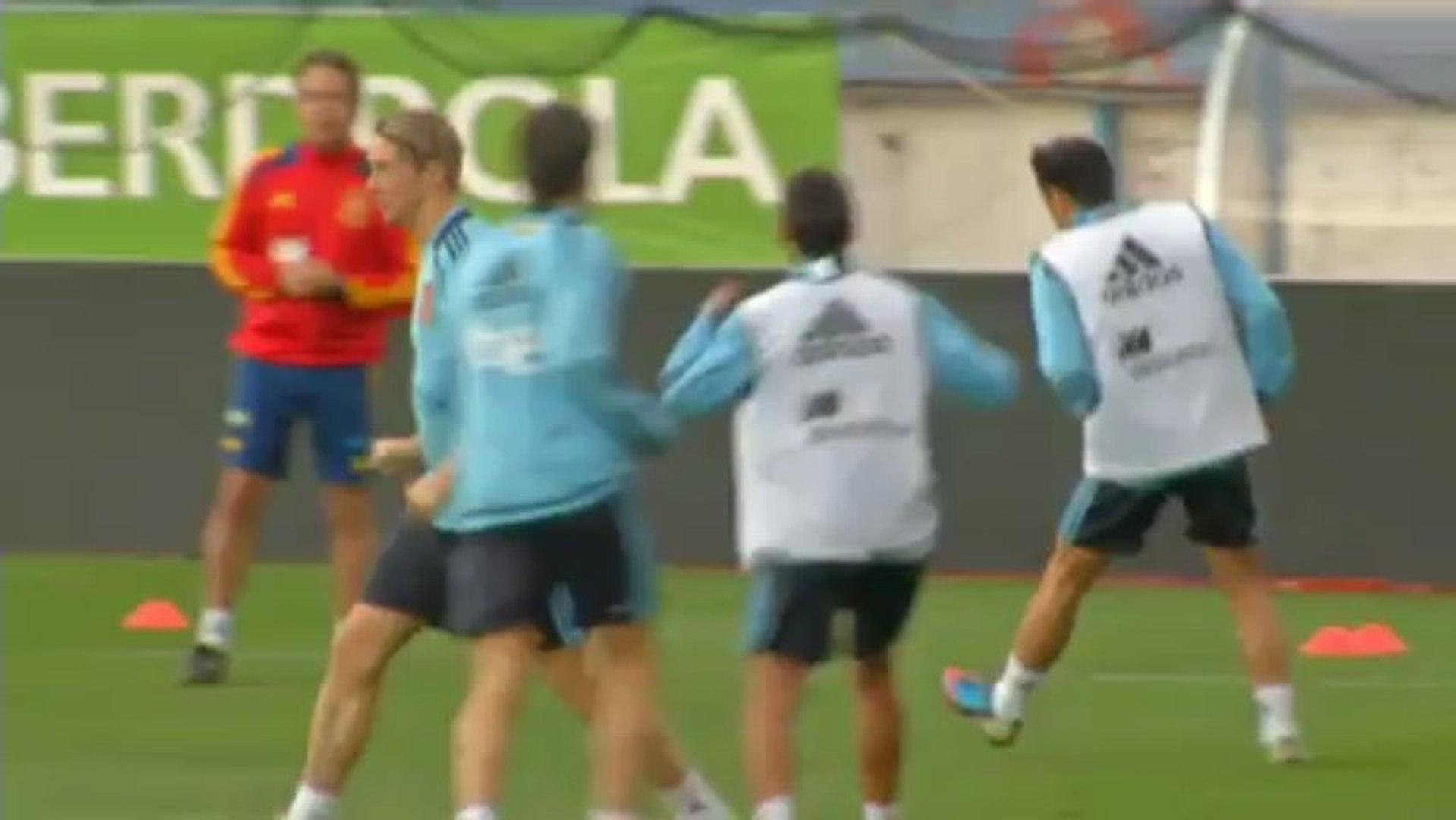Del Bosque nie chce Torresa