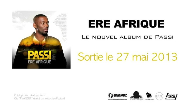 PASSI - ERE AFRIQUE - TEASER 1
