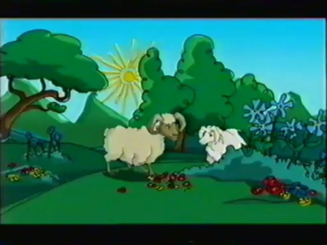 Jackie Chan Adventures 3×08 – Sheep In, Sheep Out