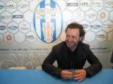 Conferenza stampa stadio Esseneto del 16/03/2013 Akragas Calcio  Mr. Pino Rigoli