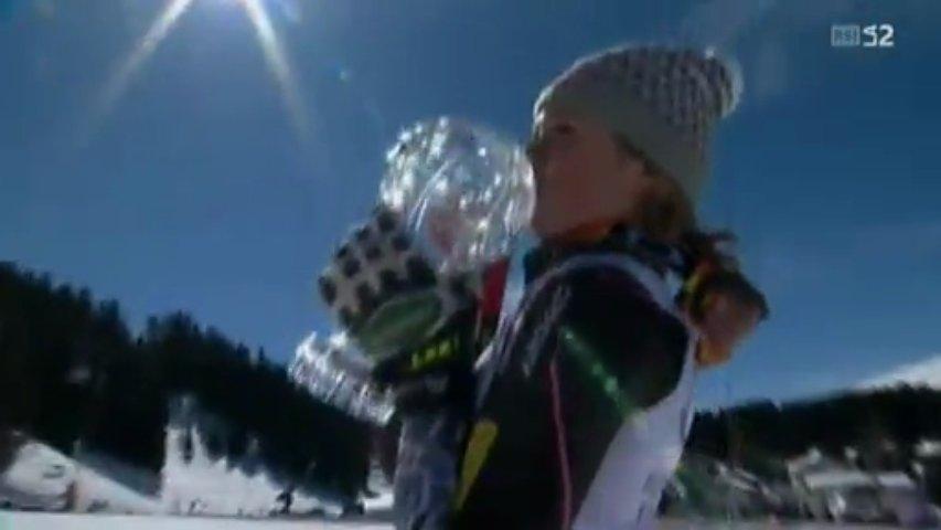 Alpine Skiing World Cup–Lenzerheide – Women's Slalom