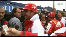 Declaraciones de Fernando Alonso tras la Clasificación