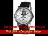 [BEST PRICE] Baume Mercier Men's 8869 Classima Executives Open Silver Guilloche Dial Watch
