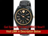 [SPECIAL DISCOUNT] Versace Men's 01AC9D009 SC09 DV One Automatic Ceramic Rose-Gold Plated Black-dial Watch