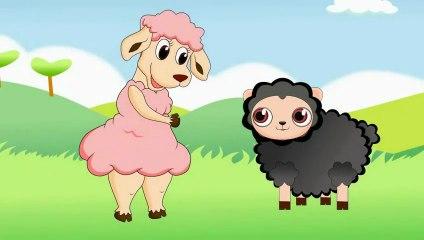 Baa Baa Black Sheep - Children's Nursery Rhymes song by EFlashApps