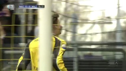 Гол Кеес Люикс · НАК Бреда (Бреда) - Виллем II (Тилбург) - 1:0