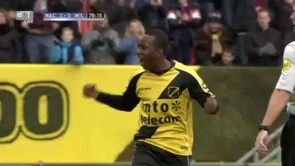 Гол Элсон Хэй · НАК Бреда (Бреда) - Виллем II (Тилбург) - 3:0