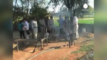 Viol collectif en Inde : cinq suspects passent aux aveux