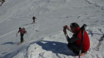 Ski en Queyras