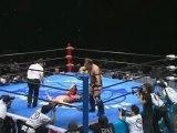 Naomichi Marufuji vs. Shuji Kondo - AJPW 03.11.2008
