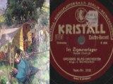 Beduinen Marsch Im Zigeunerlager Marsch Oscheit Grosses Blasorchester Carl Woitschach
