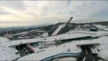 Saltos de esquí - Schlierenzauer, campeón en salto de esquí nórdico