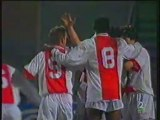 1995 (March 15) Ajax Amsterdam (Holland) 3-Hajduk Split (Croatia) 0 (Champions League)