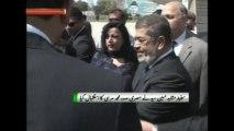 Egyptian president visits Pakistan