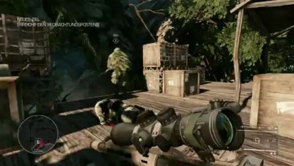First15: Sniper – Ghost Warrior 2