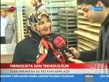 TRT Haber - Haberler - Fırıncılık Teknolojileri Fuarı Haberi - 15.03.2013