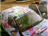 Rallye Aïcha des Gazelles, départ du Trocadero