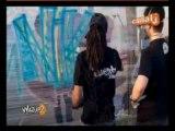 Maquis-art cours de Graffiti, street art, Emission CANAL J