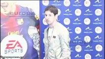 Thiago le cambia la vida a Leo Messi