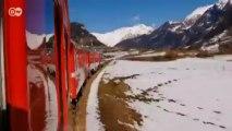 Excursión por los Alpes con el Bernina Express | Euromaxx