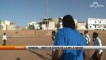 Sénégal : Visite de stars de la NFL à Dakar