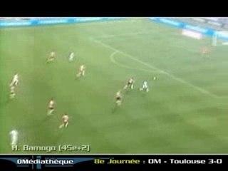 L1, Saison 06/07: OM - Toulouse