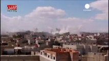 Syria fires on Lebanon border - Lebanese security sources