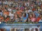 9º Congresso dos Soldadinhos de Deus da LBV - PAIVA NETTO - RELIGIÃO DE DEUS - ECUMENISMO - LBV - BRASIL