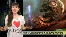 League of Legends breaks 5 Million Concurrent Players