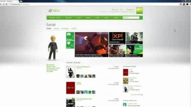 Téléchargement gratuit GRATUIT Xbox Live Codes générateur [mars 2013] (SD)