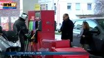 Après huit semaines de hausse, l'essence connaît une légère baisse - 19/03