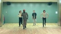 Chorégraphie flashmob sidaction 2013 par Fanny COULM
