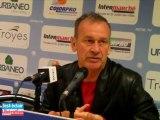 Le mot du coach avant Nantes-Estac