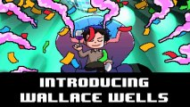 Scott Pilgrim vs. The World : The Game -- Wallace Wells & Online Multiplayer mode DLC [UK]