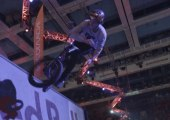 BMX, FMX, Drifting, and Snowmobiling - Moscow - 2013
