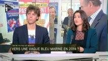 Thierry Marchal Beck sur iTélé le 18 Mars 2013