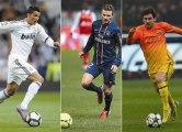Revenus annuels : Beckham devance Messi