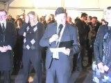 Inauguration de l'espace Saumur Events