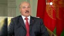 'I can forgive lesbians but not gay men', says Lukashenko