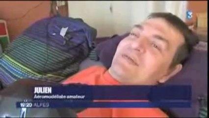 Reportage France 3 - julien millet
