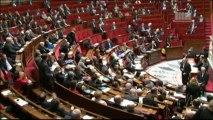 La journée à  l'Assemblée nationale du ministre Cahuzac démissionnaire