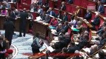 Hervé Mariton défend le trajet de LAMANIFPOURTOUS à l' assemblée
