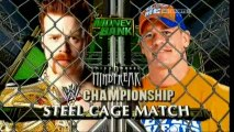 Sheamus vs. John Cena - Steel Cage & WWE CHampionship - Money In The Bank 2010
