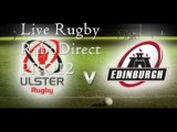 Live Rugby Match Edinburgh vs Ulster 22 March Live Rugby Match Edinburgh vs Ulster 22 March