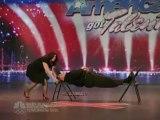 America's Got Talent - Levitation FAIL