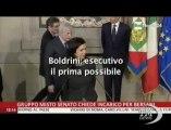 Governo, Boldrini: serve esecutivo il prima possibile -VideoDoc. Il presidente della Camera: Napolitano esplorerà le strade