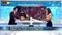 Politique Première: démission de Jérôme Cahuzac, François Hollande a agi vite - 20/03