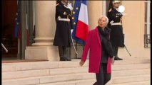 IMF chief Lagarde's Paris flat searched over Tapie case