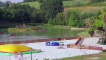 Camping Yelloh! Village Le Lac des 3 vallées à Lectoure - Camping Yelloh Gers - Midi-Pyrénées - Camping Campagne